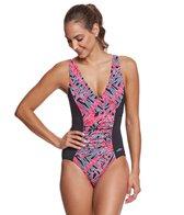 dolfin-aquashape-womens-st-lucia-shirred-one-piece-swimsuit