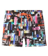 Funky Trunks Men's Test Signal Swim Trunk