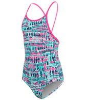 Funkita Toddler Girls' Minty Madness One Piece Swimsuit