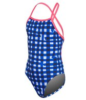 Funkita Girls' Checkin In Tie Me Tight One Piece Swimsuit
