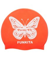Funkita Pretty Fly Silicone Swim Cap