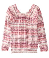 O'Neill Girl's Gypsy Long Sleeve Top (2T-6)