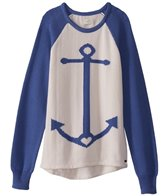 O'Neill Girl's Reggie Long Sleeve Tee (4-6)