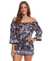 Angie Off Shoulder Romper