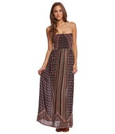 Angie Smock Maxi Dress
