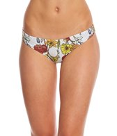 Stone Fox Swim Wild Flowers Malibu Bikini Bottom