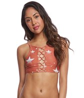 Stone Fox Swim Retro Star Iver Bikini Top