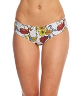 Stone Fox Swim Wild Flowers Joplin Bikini Bottom
