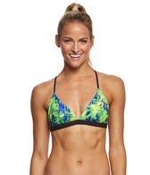 Speedo Turnz Women's Palm Play Tie Back Bikini Top