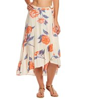 Billabong Dance Til Dawn Midi Skirt
