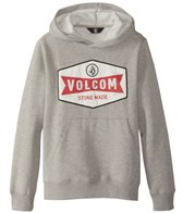 Volcom Boy's Patch Stone Pullover Hoodie