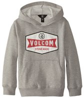 Volcom Kid's Patch Stone Pullover Hoodie