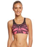 Triflare Women's Zendoodle Bikini Top