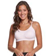 Coobies Lace Back Scoopneck Yoga Sports Bra
