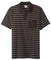 Matix Men's Easton Stripe Polo Shirt