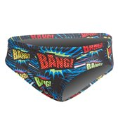 Turbo Boys' Bang Bang Swim Brief