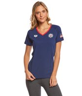Arena Women's National Team Short Sleeve Tee