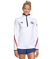 Arena Women's National Team Tech 1/2 Zip Pullover