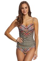Prana Women's Marrakesh Moorea Tankini Top