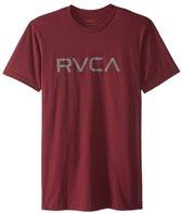 RVCA Men's Big RVCA Short Sleeve Tee