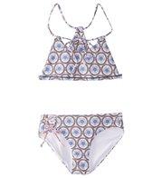 O'Neill Girls' Evie Reversible Bralette Bikini Set (7-14)