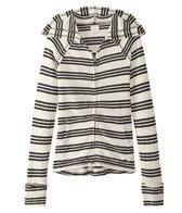 O'Neill Girls' Zip Up Hooded Fleece (7-14)