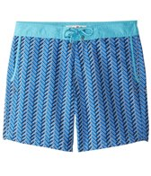 Mr.Swim Chuck Zig Zag Swim Trunk