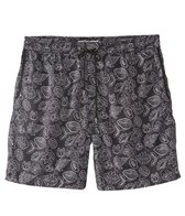 Mr.Swim Dale Leafy Floral Swim Trunk