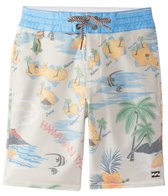 Billabong Boys' Sundays LT Surf Club Boardshort (Big Kid)
