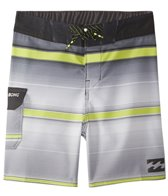 Billabong Boys' All Day X Stripe Boardshort (2T-7)