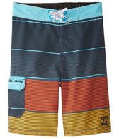 Billabong Boys' All Day OG Stripe Boardshort (Toddler, Little Kid)