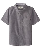 Billabong Boys' All Day Chambray SS Woven Top (2T-7)