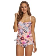 Seafolly Modern Love Easy Fit Bandeau Tankini Top (DD-Cup)