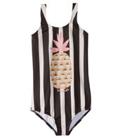 Billabong Girls' Beach Bandit One Piece Swimsuit (4-14)