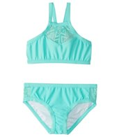 Seafolly Girls' Summer Essentials Tankini Set (6-16)