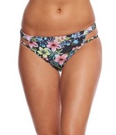 Sporti Tropical Cheeky Bikini Swim Bottom
