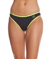 GlideSoul Women's Neoprene Hipster Bikini Bottom