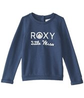 Roxy Girls' It Feels Good Fleece Top (2T-7)