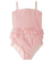 Roxy Girls' Cute Travel One Piece Swimsuit (2T-6)