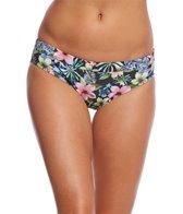 Sporti Tropical Hipster Workout Bikini Swim Bottom