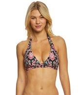 Kate Spade New York Oasis Beach Halter Bikini Top