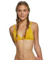 Somedays Lovin Burnt Ridge Triangle Bikini Top