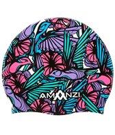 Amanzi Song Bird Silicone Swim Cap