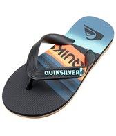 Quiksilver Boy's Molokai Slash Logo Sandal