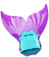 FINIS Paradise Purple Mermaid Fin
