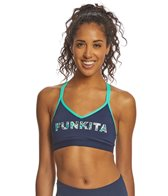 Funkita Women's A Bit Vane Bondage Crop Top