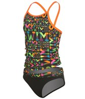 Funkita Girls' Swim Swim Tankini Swimsuit Set