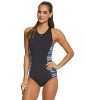Beach House Sport Blurred Lines Victory One Piece Swimsuit