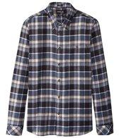 O'Neill Men's Redmond Flannel Long Sleeve Shirt