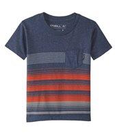 O'Neill Boys' Lennox Short Sleeve Premium Tee (2T-7X)
